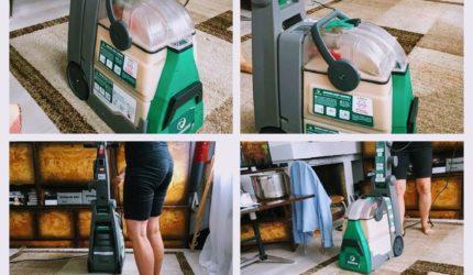 3 powody dla których warto samodzielnie wyprać dywan.
